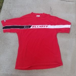 Bill Elliott tee sz L